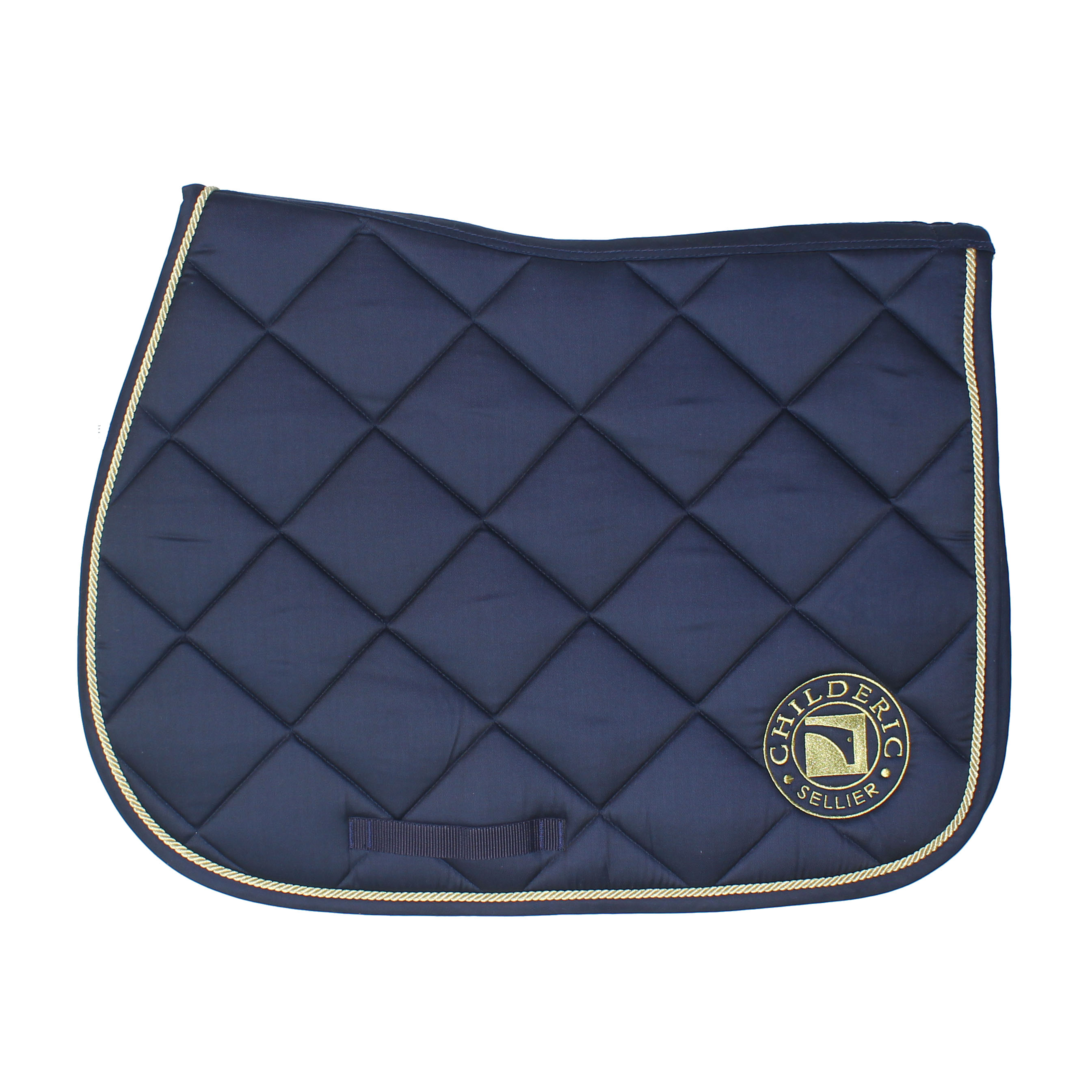childeric_saddle_pad_jumping_eventing_blue