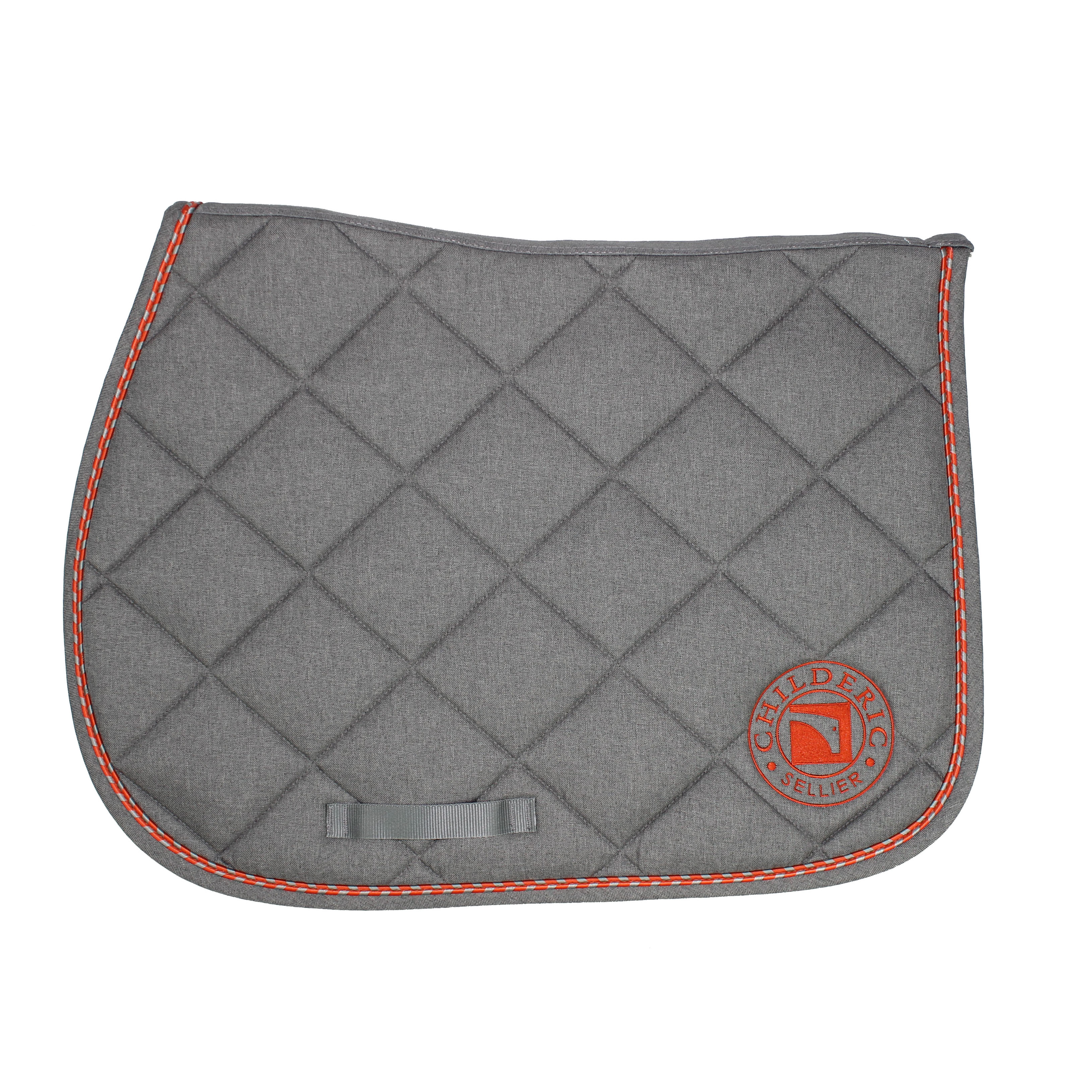 childeric_saddle_pad_jumping_eventing_grey